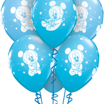 16432 42839 Baby Mickey Bubble Luxury