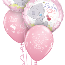 28170 45369 Tiny Tatty Teddy Baby Girl Classic