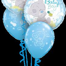 28172 45370 Tiny Tatty Teddy Baby Boy Classic