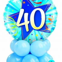 40th Birthday Shining Star Mini