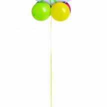 40th Birthday Stars bubble