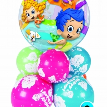 Bubble Guppies Super