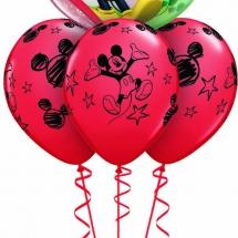 Mickey & Friends Bubble Layer