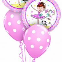 Rachel Ellen Birthday Ballerina Classic