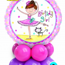 Rachel Ellen Birthday Ballerina Mini