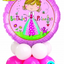 Rachel Ellen Birthday Princess Mini