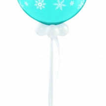 Snowflake Giant Latex