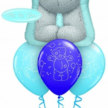 Tatty Teddy Birthday Layer