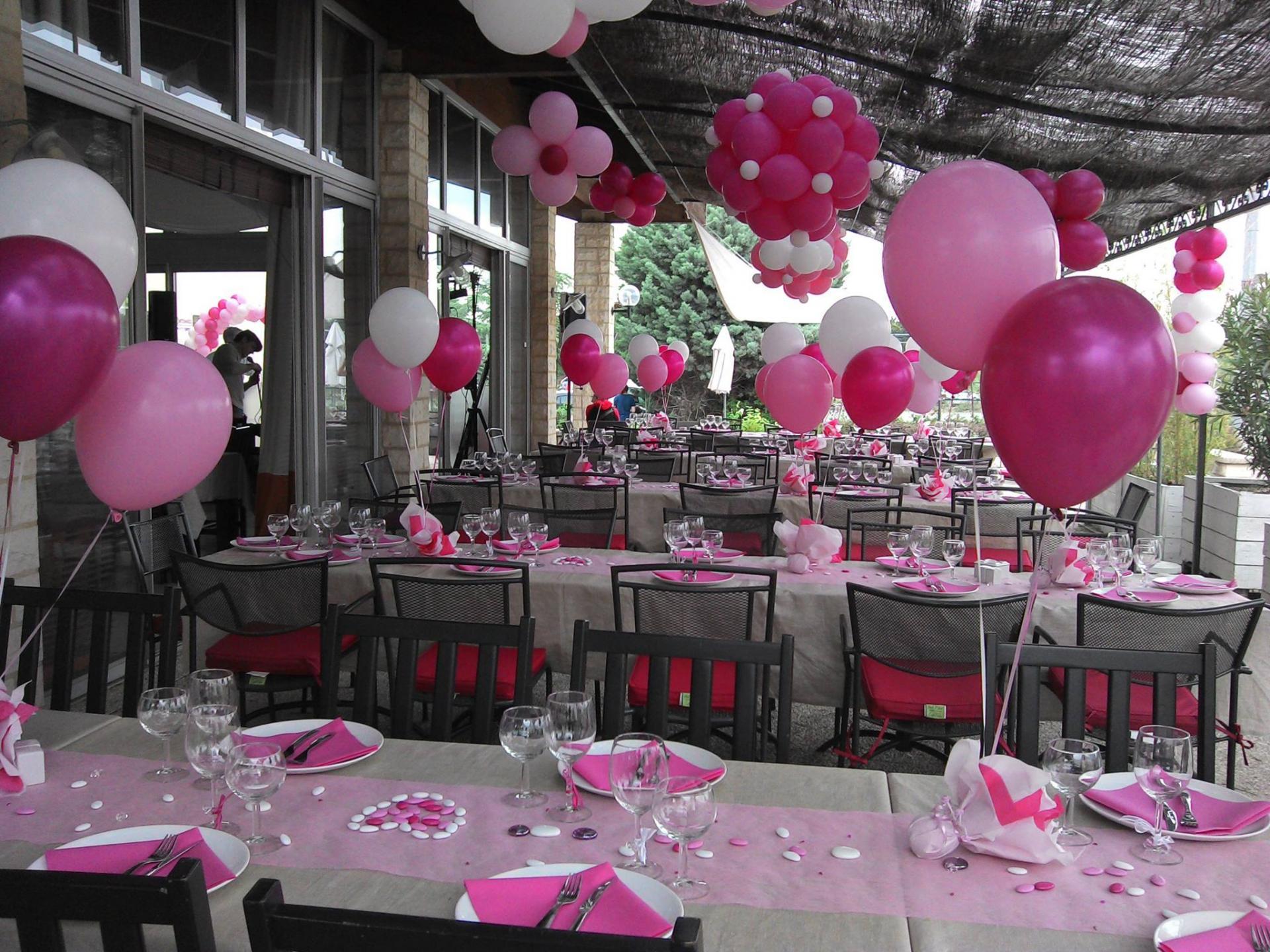 Anniversaires luxballoon - Decoration de table idees ...