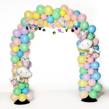 Arche Ballons Pâques
