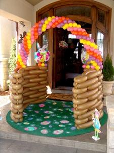 Decoration Ballons Pâques