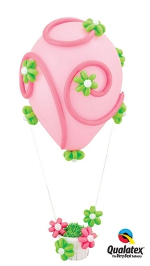 montgolfiere ballon paques