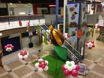 Décoration Auchan Pâques