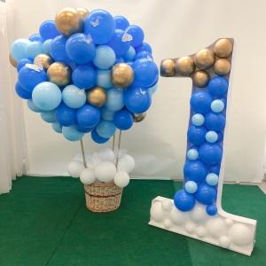 Montgolfière Ballon 1 ans